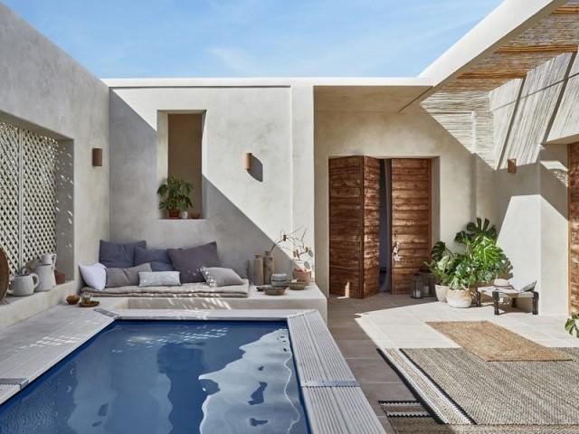 Une terrasse comme au bord de la Méditerranée