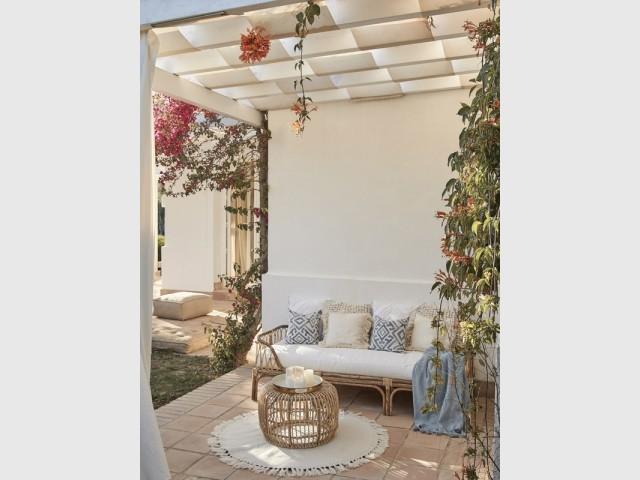 Une terrasse comme en Sicile