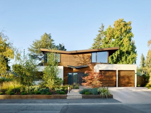 Une maison à l'esprit très nature