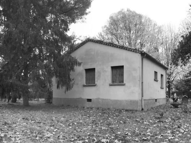 Avant : une maison traditionnelle mais trop petite
