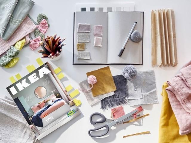 Ikea dévoile les images de son catalogue 2021