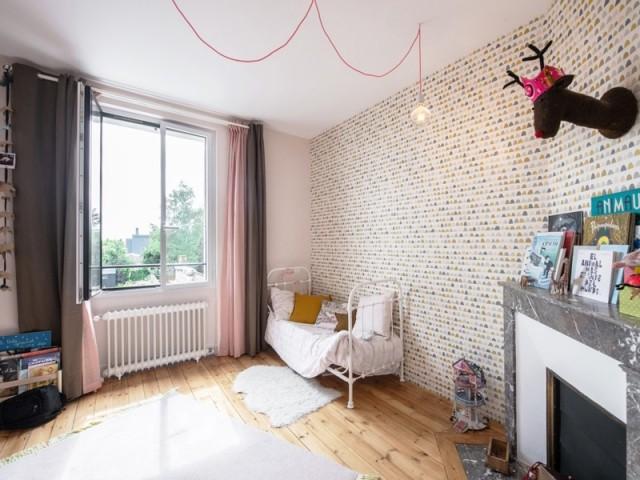 Des chambres d'enfants pleines de charme