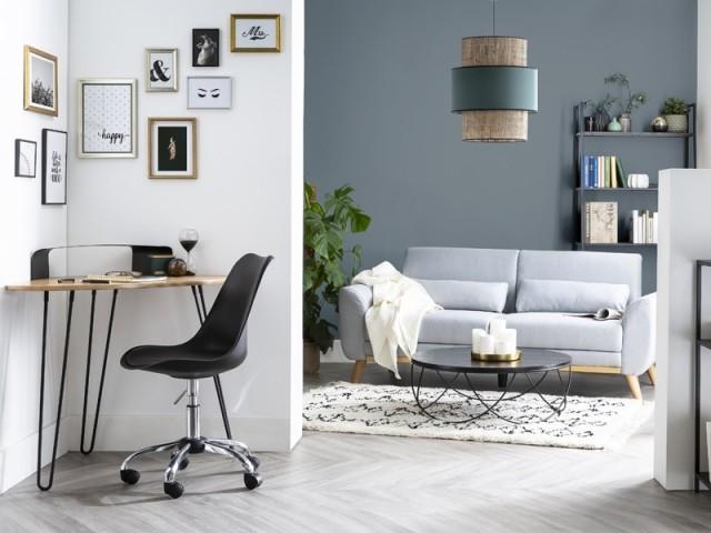 Amenager Un Bureau Dans Un Petit Espace 25 Idees Futees