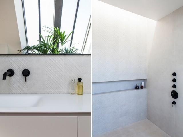 Une salle de bains personnalisée