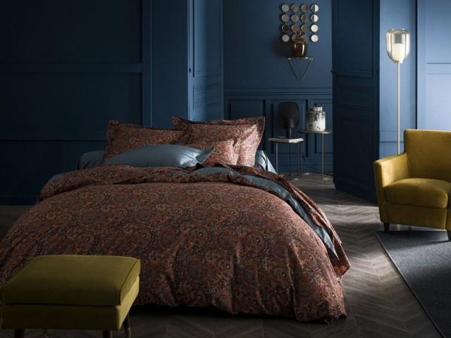 Parure de lit Royal, Anne de Solène, prix : à partir de 185 € la housse de couette