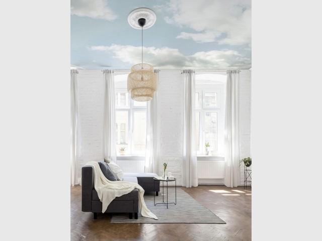 Fresque Cumulus, PaperMint, prix : à partir de 129 €