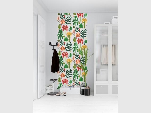 Papier peint Jungle par Laurent Moreau, Paul Waper, prix : 119 €