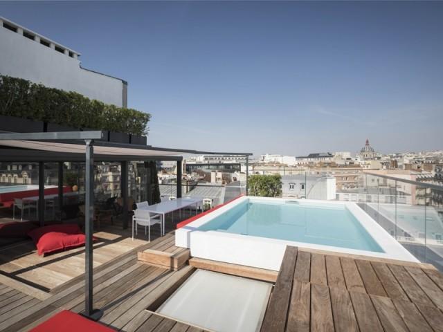 Catégorie piscine moins de 10 m2 : Trophée d'Or Argent