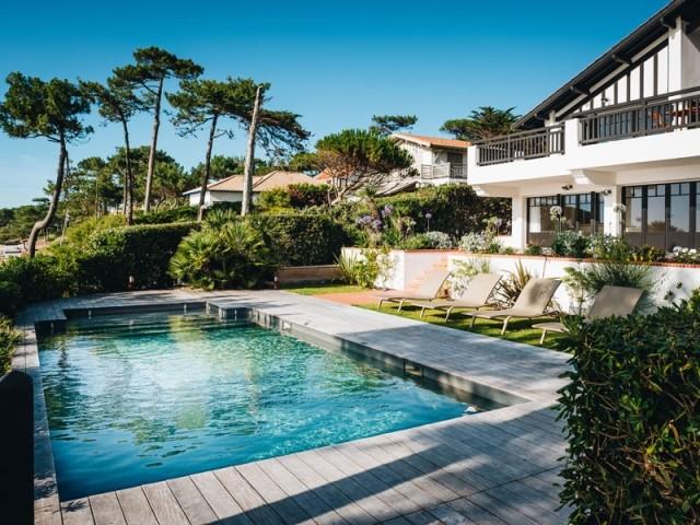 Catégorie rénovation de piscine : Trophée d'Or