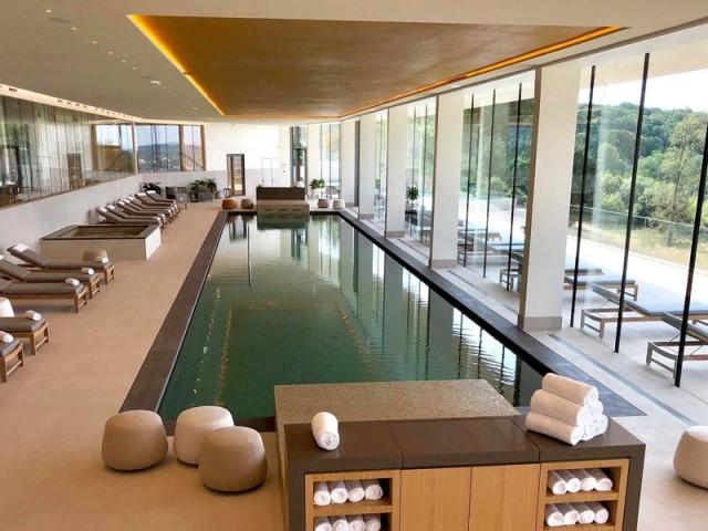 Catégorie piscine à usage collectif : Trophée d'Argent