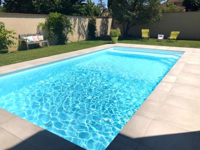 Catégorie piscine installée par un particulier : Trophée d'Or