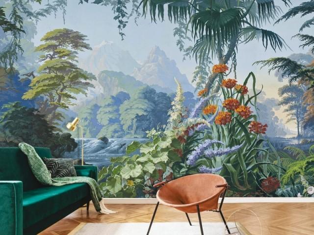 Panoramique L'Eden, Le Grand Siècle, disponible chez Etoffe.com