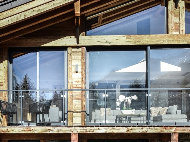 Des baies vitrées XXL