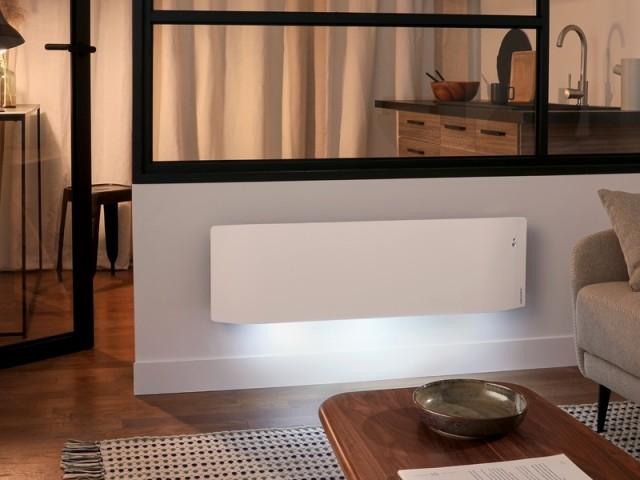 Eclairage, enceinte, météo… 5 radiateurs électriques qui font plus que chauffer