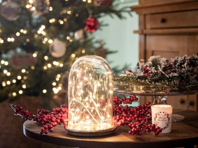 Noël : 15 brillantes idées pour illuminer sa maison