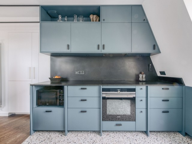 Une cuisine plus moderne
