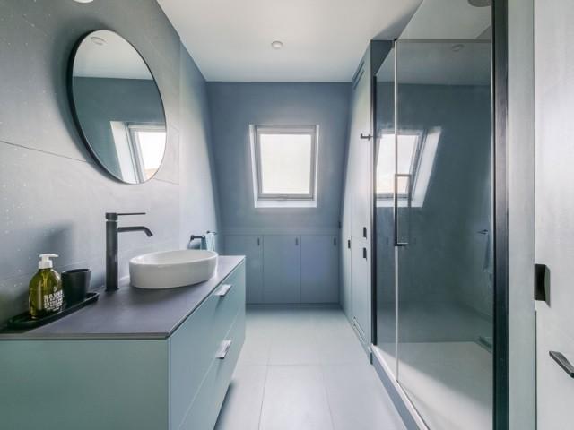 Une salle de bains plus moderne