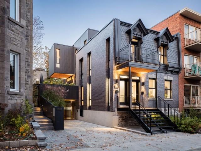 Restaurée et agrandie, cette maison ancienne gagne 180 m2