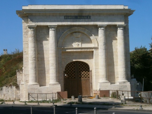 Porte Royale, La Rochelle