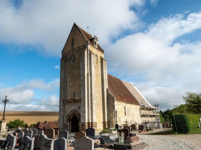 Eglise Sainte-Céronne