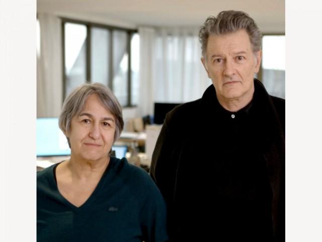 Anne Lacaton et Philippe Vassal