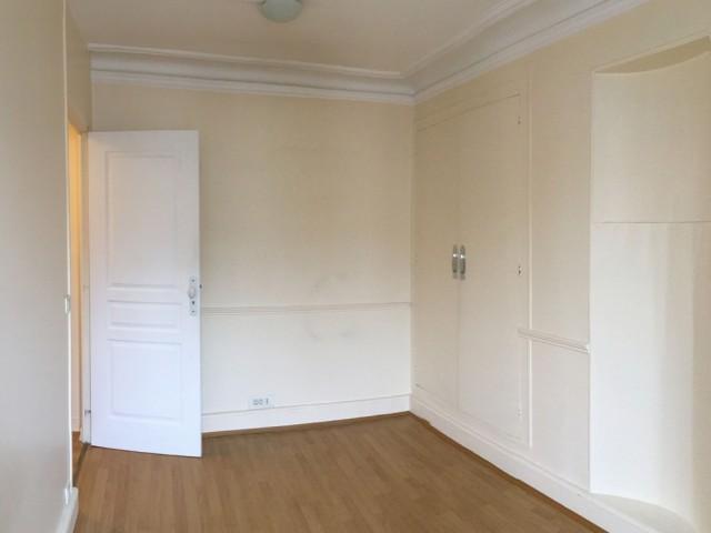 Avant : une chambre à réinvestir