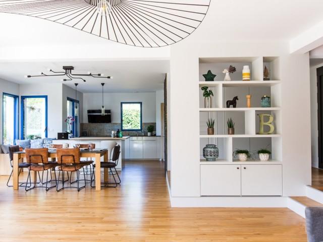 Après : un intérieur subtilement modernisé