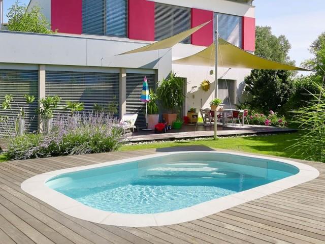 Une petite piscine pour s'évader au jardin