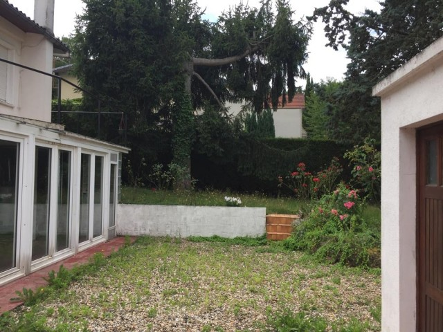 Avant : une maison à réinventer