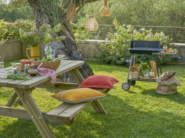 10 mini barbecues, malins et pratiques