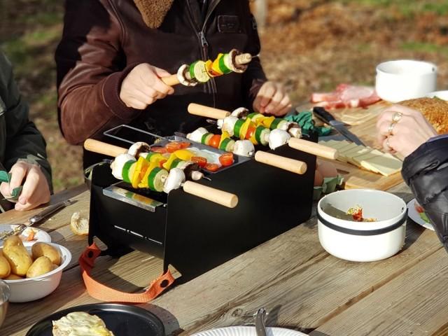 Barbecue de table Yaki, Cookut, prix : 99 €