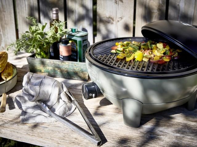 Barbecue au gaz Citi chef 40 CADAC chez Leroy Merlin, prix : 199 €