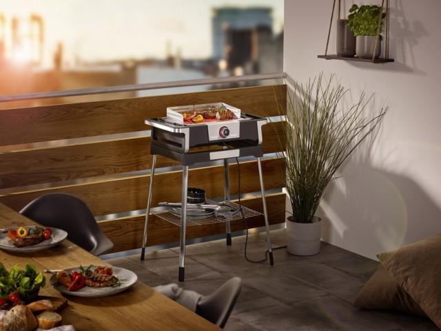 Barbecue électrique PG 8118 SENOA Smart Control, Severin, prix : 199,99 €