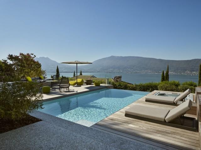 Après : une élégante et luxueuse terrasse