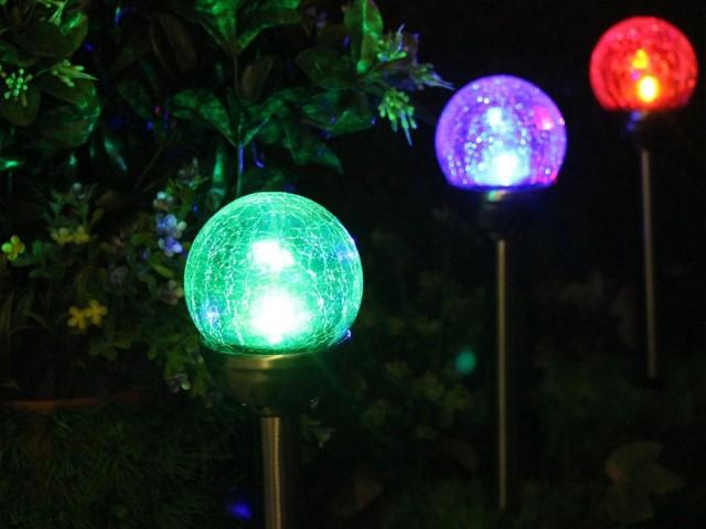 Des lampions colorés pour un éclairage ludique