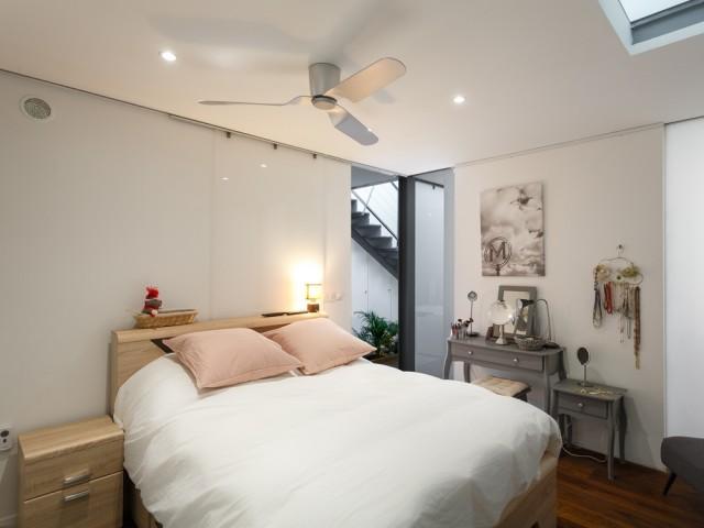 Une chambre parfaitement optimisée