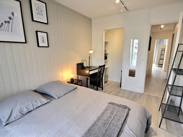 Des chambres plus confortables