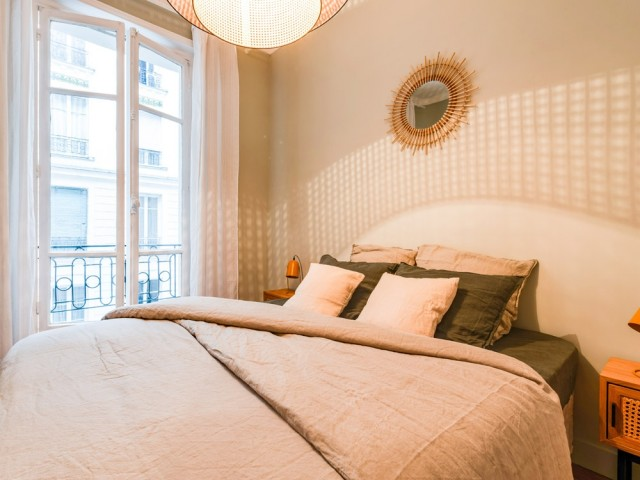 Une chambre plus lumineuse