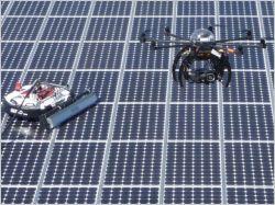Drone et robot