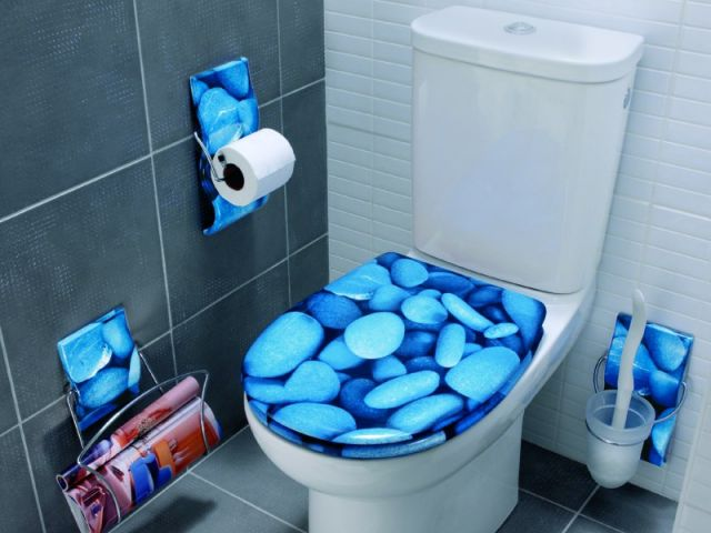 Décorer ses toilettes et accessoires