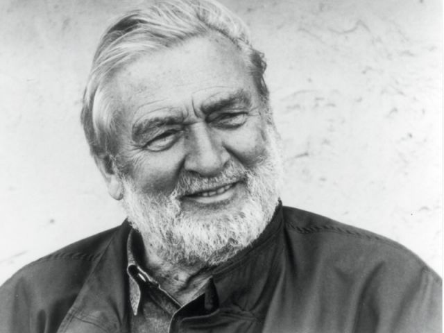 Verner Panton portrait