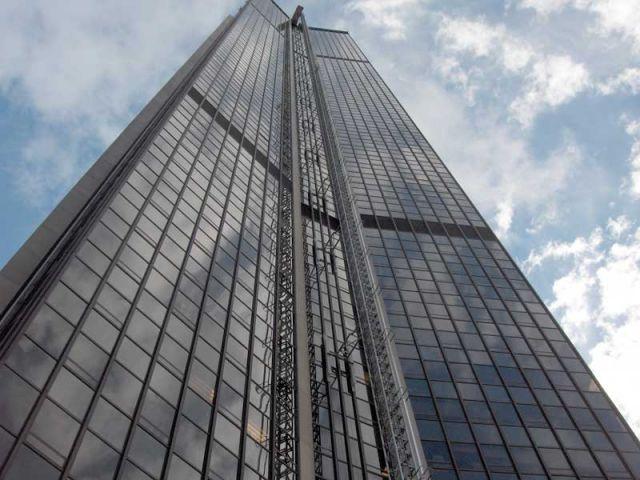 Les nouveaux bureaux du CNOA se situent au 46e étage de la Tour Montparnasse, un bâtiment à l'architecture pourtant sévèrement critiquée.