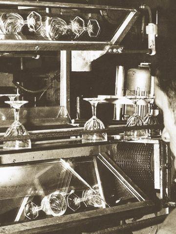 Luminarc 58/68 automatisation