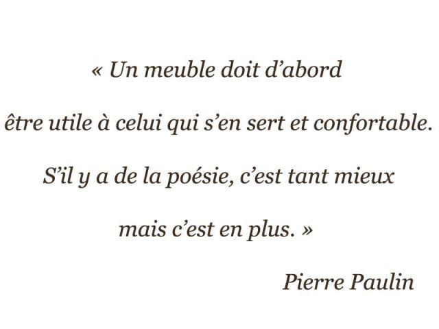 citation Pierre Paulin