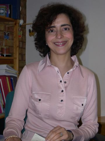 Samira Kherrouf