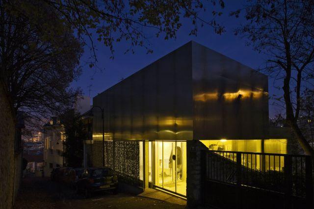 Maison réalisée par Hamonic & Masson