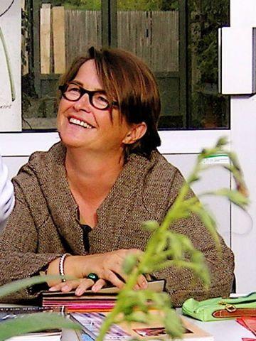 Marie Le Goazion est l'auteur du livre <i>L'âme des maison bretonnes</i>