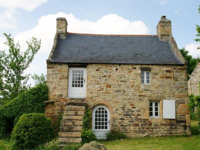 Initiation l 39 architecture bretonne for Construction longere neuve