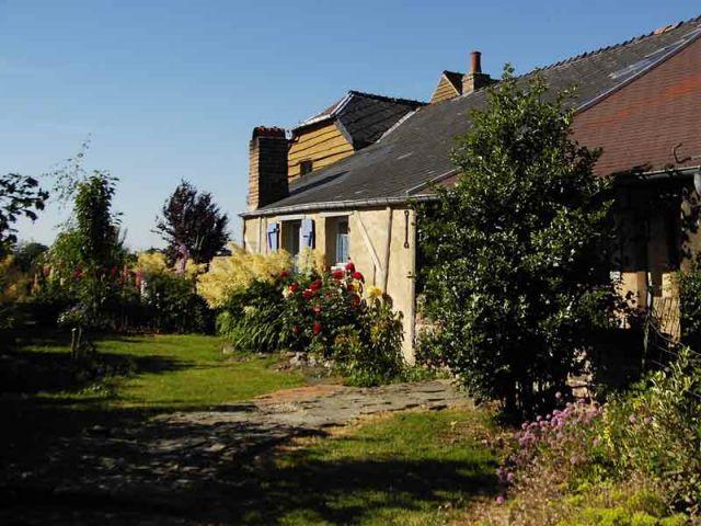 Gîte labellisé Panda de Jean-Marie Gérard à Ohis dans le nord de la France.