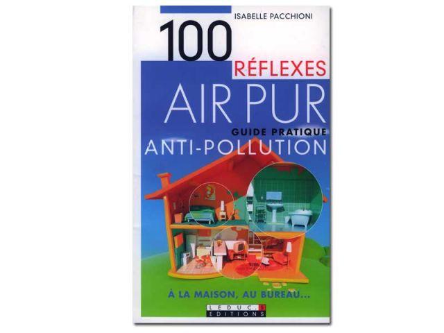 Livre - 100 réflexes air pur